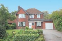 4 bedroom Detached house for sale in Friary Road, Lichfield...