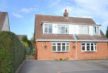 3 bed semi detached home in Somerville Road, Alrewas...