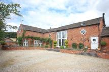 Horsey Lane Barn Conversion for sale