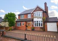 4 bedroom Detached house for sale in Friary Avenue, Lichfield...