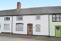 3 bed Terraced house for sale in Beacon Street, Lichfield...