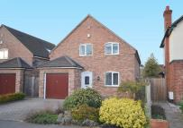 3 bed Detached property in Furlong Lane, Alrewas...