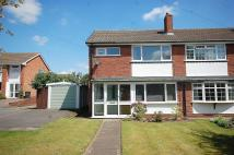 3 bed End of Terrace house in Abnalls Croft, Lichfield