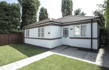 Detached Bungalow for sale in Christchurch Lane...