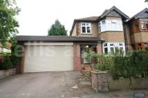 3 bed End of Terrace house in Byron Road, Mill Hill...