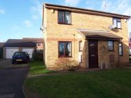 2 bed semi detached property in Belfry Close...