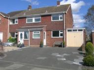 semi detached house for sale in Windmill Close, Warton...