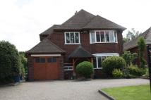 Tamworth Road Detached house for sale