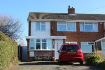 3 bedroom semi detached home in Maypole Road, Warton, B79