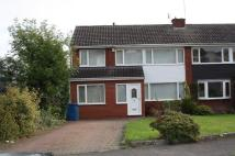 4 bed semi detached house in Skidmore Avenue...