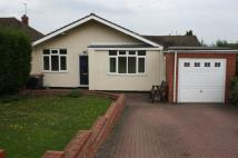 Whitehouse Road Detached Bungalow for sale