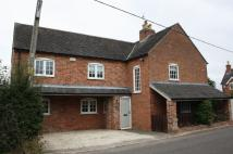 Cottage in Rectory Lane, DE12