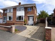 3 bed semi detached home to rent in Hibbert Close, Rugby