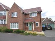 4 bedroom Detached house in Bronze Road, Cawston...