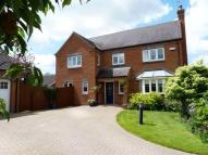 Detached home in Welton Close...