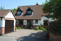 Detached house in Borough Street, Kegworth...