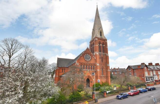 St Saviours Church P