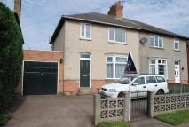semi detached property in Seagrave Road, Sileby...