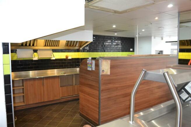 Kitchen area - broch