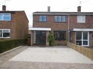 3 bed semi detached home in St Martins Drive, Desford