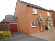 2 bedroom semi detached house in Bunneys Meadow, Hinckley