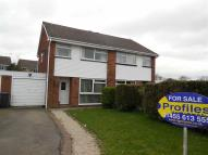 3 bedroom semi detached house to rent in Tweedside Close, Hinckley