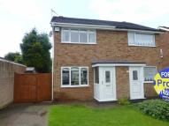 2 bed semi detached home in Lilac Close, Burbage