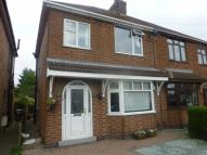 3 bedroom semi detached home in Barrie Road, Hinckley