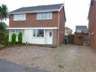 2 bed semi detached house in Tweedside Close, Hinckley