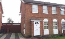 semi detached house to rent in The Ridgeway, Burbage