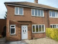 semi detached home in Brookside, Burbage