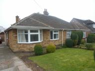 Semi-Detached Bungalow to rent in HILLSIDE ROAD, BURBAGE