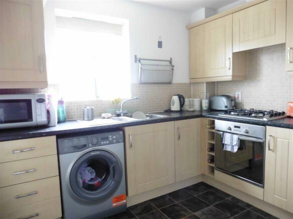 Modern kitchen (fron
