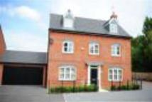 new home in THE GREENS, HINCKLEY