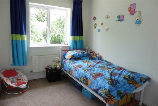Bedroom 3 (rear)