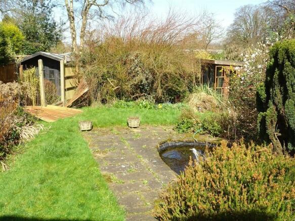 Conservatory (rear)