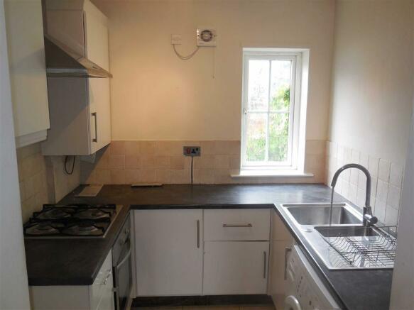 Modern kitchen (rear