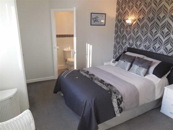 Bedroom one (side) w