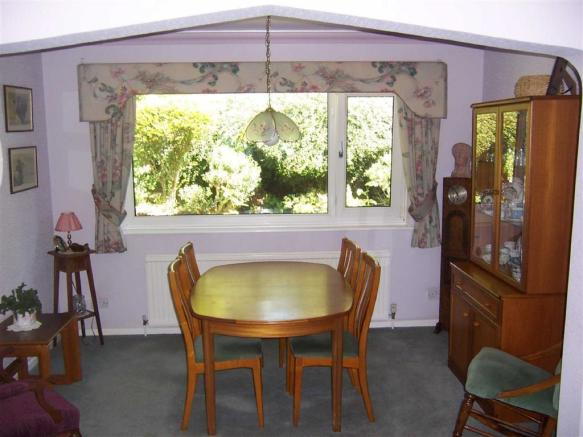 DINING AREA - open p