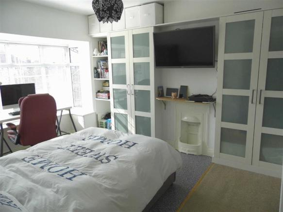 BEDROOM 1 - to the f