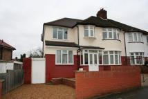 4 bed semi detached house in West Close, WEMBLEY...