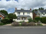 Detached home in Pinehill Road...