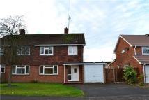 semi detached house in Ashridge Road, Wokingham...