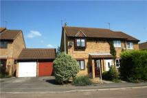 semi detached property for sale in Jupiter Way, Wokingham...