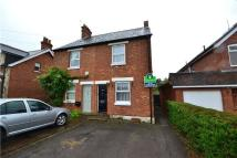 semi detached house in Matthewsgreen Road...
