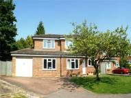 Detached home to rent in Gibbs Close...