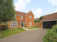 Detached house in Blamire Drive, Binfield...