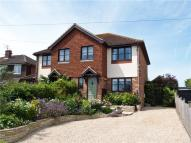 semi detached house in West End Lane, Warfield...