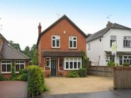 4 bedroom Detached house for sale in Wellington Road...