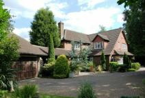 Detached property for sale in Chorleywood